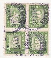 DENMARK    167a    (o) - 1913-47 (Christian X)