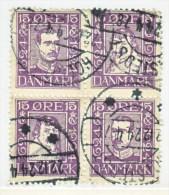 DENMARK    171 A    (o) - 1913-47 (Christian X)