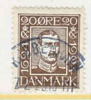 DENMARK    172    (o) - Used Stamps