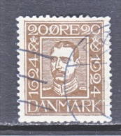 DENMARK    175    (o) - Used Stamps