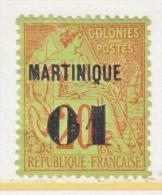FRENCH   MARTINIQUE  5  * - Martinique (1886-1947)