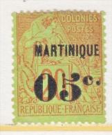 FRENCH   MARTINIQUE  13    * - Martinique (1886-1947)