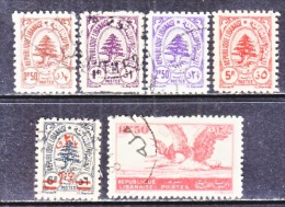 LIBAN   197+   (o)     1946 Issue - Lebanon