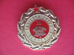 GASILSKA ZVEZA SLOVENIJE 30 - Brandweerman