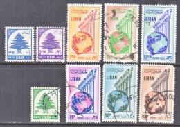 LIBAN   296+    (o)    1955 Issue - Lebanon