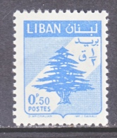 LIBAN   325   *    1958  Issue - Lebanon