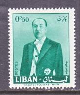 LIBAN   344  * - Lebanon