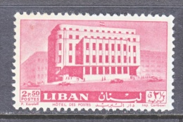 LIBAN   361   * - Lebanon