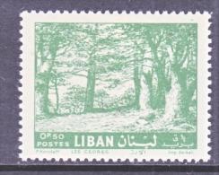 LIBAN   365   TREES     * - Lebanon