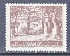 LIBAN   366    * - Lebanon