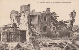 LOIVRE -51- LA SUCRERIE - LES MACHINES - France