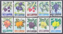 LIBAN    FRUIT  392+  C 359+    (o) - Lebanon