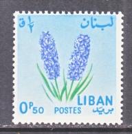 LIBAN    418  * - Lebanon