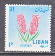 LIBAN    419   * - Lebanon