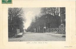 Aups (Var) - Le Pont - Entrée Du Pays - Edition Lambert - Aups