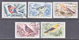 LIBAN    434-8  BIRDS     (o) - Lebanon
