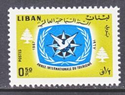 LIBAN    448   *   ITY - Lebanon