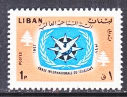 LIBAN    449   *   ITY - Lebanon