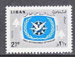 LIBAN    450   *   ITY - Lebanon