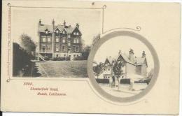 ALLEMAGNE... BONN. Chesterfield Road, Meads, Eastbourne - Bonn