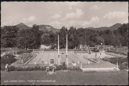 D-53604 Bad Honnef - Freibad Mit Siebengebirge - Bad Honnef