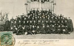 PORTUGAL(COIMBRA) ECOLE(JUSTICE) - Coimbra