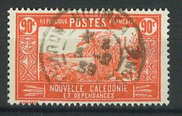 """VEND BEAU TIMBRE DE NOUVELLE - CALEDONIE N° 153 , CACHET """"NOUMEA"""" !!!! - Gebraucht"""