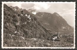 Carte Postale De Vaduz - Liechtenstein