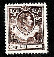 2405x)  Northern Rhodesia 1952 - SG # 26a  Mnh** ( Catalogue £1.40 ) - Northern Rhodesia (...-1963)