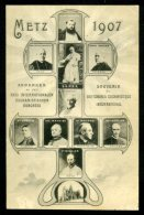57 - METZ - Souvenir Du XVIIIè Congrès Eucharistique International 1907 - Metz