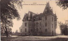 Château De Kériou En Gouëzec - France