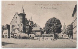 SAINTE MARIE AUX MINES - MARKIRCH -Elsass- Lothringerplatz M. Altem Rathaus  (77908) - Sainte-Marie-aux-Mines