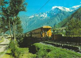 Am�rique > P�rou PERU  CUSCO tran de turistas en ruta a MACHUPICCHU (train rail chemin de fer) - *PRIX FIXE