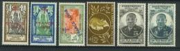 VEND BEAUX LOT DE TIMBRES D ´ INDE , 1942 - 1945 , NEUFS SANS CHARNIERE !!!! - India (1892-1954)