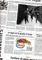 Lot   Alsace  Theme Tigre Esso - Livres, BD, Revues