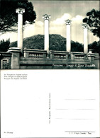 1104)cartolina  Veduta -terracina-tempio Di Giove-fanciullo - Latina