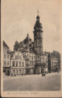 SKATSTADT ALTENBURG RATHAUS NON VIAGGIATA - Altenburg