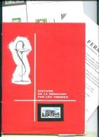 Histoire De La Médecine Par Les Timbres (Latéma) Par Dr A.LALOY 18 Feuilles + Explication Médicale  180 Grammes - Temas