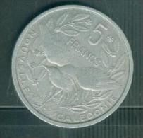 Nouvelle Calédonie, 5 Francs 1952  Pieb6206 - Nieuw-Caledonië