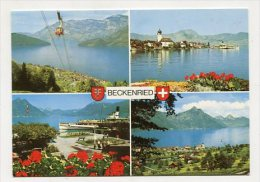 SWITZERLAND - AK 230542 Beckenried - NW Nidwald