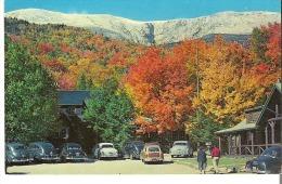 Tuckerman's Ravine, Pinkham Notch, New Hampshire Vintage Cars - White Mountains