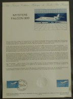 COLLECTION HISTORIQUE - YT N°2372 - MYSTERE FALCON 900 - 1985 - 1980-1989