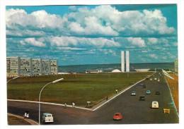 Brésil - Brasilia - Vista Panorâmica Da Cidade - Brasilia