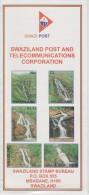 Swaziland Brochure About Waterfalls - Mgubudla - Phophonyane - Mantenga - Malolotja - Mabhudlweni - Manzamnyama - Swaziland (1968-...)