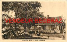 EMANVILLE     MAISON NORMANDE - France
