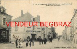 LA CHAPELLE SUR ERDRE      LA GRANDE RUE     HOTEL - France