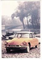 CITROËN ID 19 - La Seine, Paris  - ( 1994 Citroën Nederland Bv) - Voitures De Tourisme