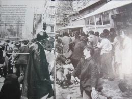 Le Roman De Mai 68, 74 Pages Parues Dans Paris Match, Avril 98 (nombreuses Photos) - Non Classificati