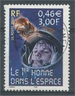 France, Yuri Gagarin, First Man In Space , 2001, VFU - France