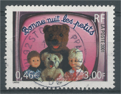 "France, ""Bonne Nuit Les Petits"", French Serial , 2001, VFU - France"
